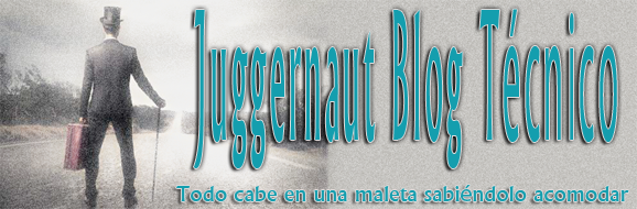 Juggernaut Blog Técnico